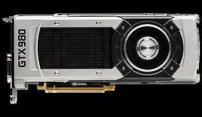 NVIDIA GeForce GTX 980 4GB Reference Graphics Card