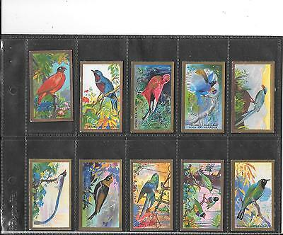 Cavanders - Foreign Birds - Full Set In Sleeves - 1926