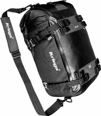 Kriega US30 US 30 Drybag Tailbag Waterproof Luggage Bag Tailgate 30 Litre