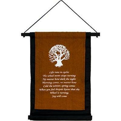 Tree of Life Banner, Scroll, Wall Hanging!