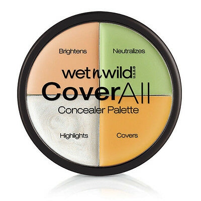 Wet n Wild COVER ALL CREAM CONCEALER PALETTE
