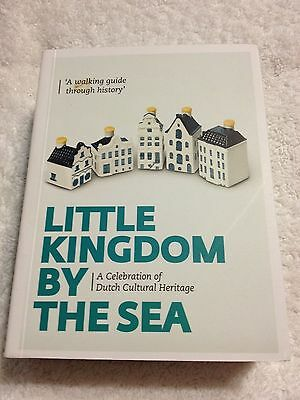Little Kingdom By The Sea Blue Houses Bols Collectable Delft Klm Royal Class