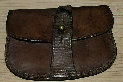 sam browne belt pistol ammo pouch vgc ww1 collectable collection 4 sale