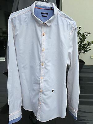IKKS CHEMISE Taille XL