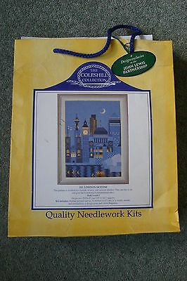LONDON SKYLINE- COLESHILL COLLECTION for John Lewis. Tapestry kit. New & unused