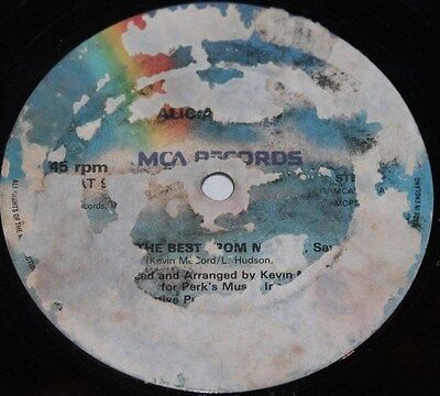 """ALICIA MYERS * YOU GET THE BEST FROM ME * Classic Soul Funk Boogie 12"""" Vinyl"""