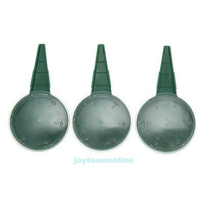 3X Garden Plant Seed Dispenser Tool Sower Planter Seed Dial 5 Different Settings