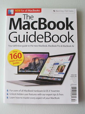 BDM's  THE MACBOOK GUIDEBOOK -  VOL 23 - iTECH SERIES - NEW