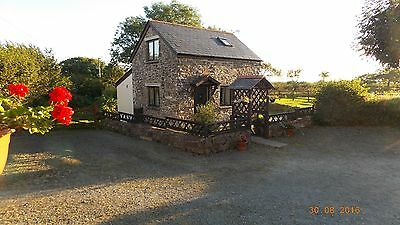 Devon Holiday Cottage, 7 nights, 15th April to 22nd April, Sleeps 2.