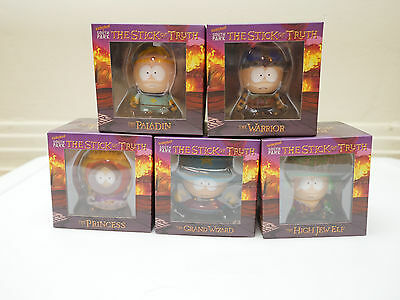 Kidrobot South Park Stick of truth Figurine set of 5