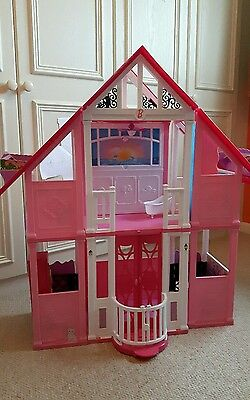Barbie Doll California Dream House with Lift