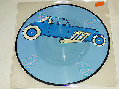 "The Cars: Just What I Needed, 7"" Picture Disc 1978"