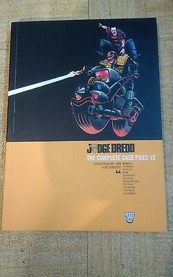 Judge Dredd complete case files 12