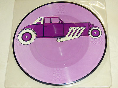 "The Cars: Double Life, 7"" Picture Disc1979"