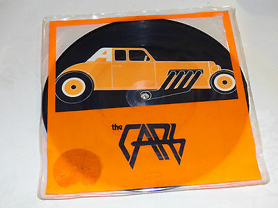 "The Cars: Shake It Up, 7"" Picture Disc 1982 (1)"