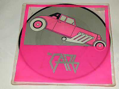 "The Cars: Shake It Up, 7"" Picture Disc 1982 (2)"