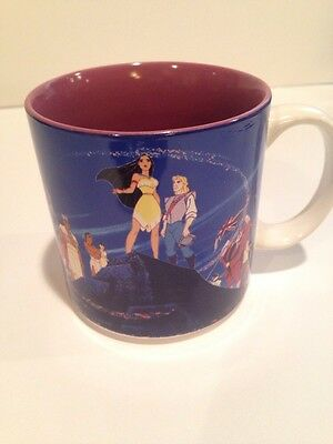 Disney Pocahontas Collectible Coffee Mug