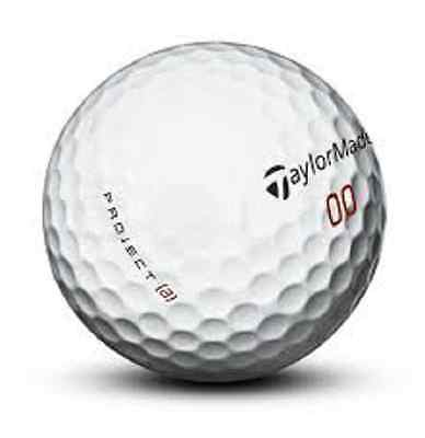 100 MINT TAYLORMADE PROJECT (a)  AAAAA Used Golf Balls