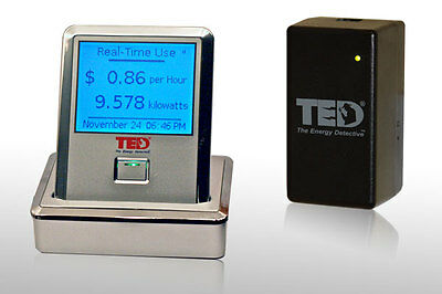 The Energy Detective  TED 5000-C Home Electricity Monitor