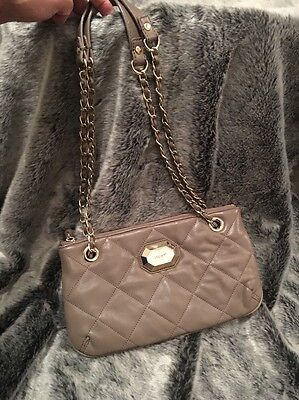 DKNY leather quilted Bag