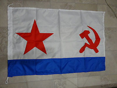 Ussr Military Naval Flag Combat Ships And Submarine