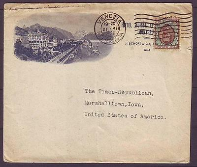 z2659/ Italy Illustrated Cover to USA 1925