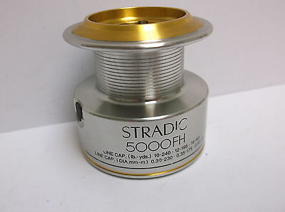 SHIMANO SPINNING REEL PART - RD7993 Stradic 5000FH - Spool Assembly