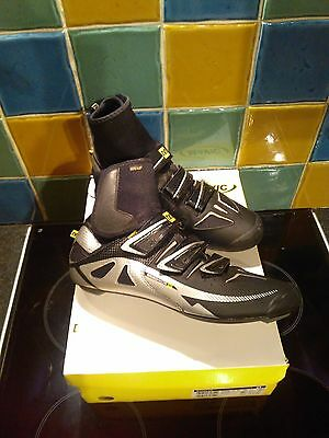 Mavic Frost Gore-tex Winter Cycling Boots Size 10.5