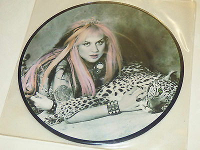 "Beki Bondage: Don't Turn Away, 7"" Picture Disc 1985"