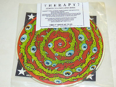 "THERAPY?: Femtex, 7"" Picture Disc Single 1994"