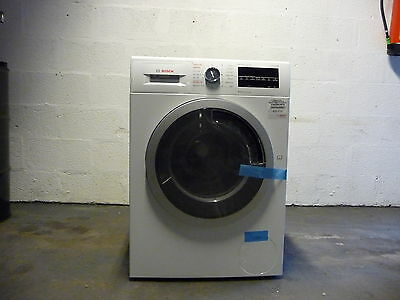 Bosch WVG30461GB 1500 Spin A 8kg+5kg Freestanding, Washer - Dryer in White
