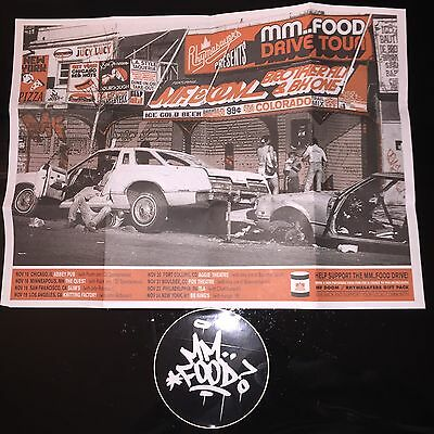 MF DOOM promo lot // madlib, stones throw, rhymesayers, kmd, madvillain, rap