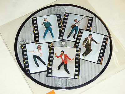 "The Kinks: Predictable, 7"" E.P. Picture Disc Single 1981"
