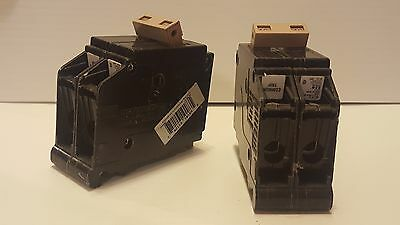 Lots Of 2 New EATON CUTLER HAMMER CH240 2 POLE 40 AMP CIRCUIT BREAKER