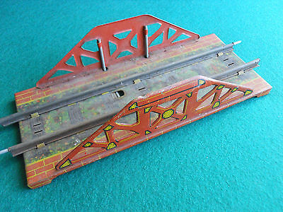 """PONT  FERROVIAIRE    METTOY  """"O"""".  compatible HORNBY, JEP, Etc....."""
