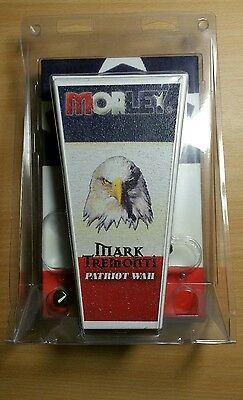 Morley Mark Tremonti Patriot Wah USA Only model