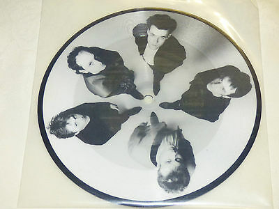 "Züri West: Lue Zersch Wohär Dass Dr Wind Wääit, 7"" Picture Disc Single 1990"