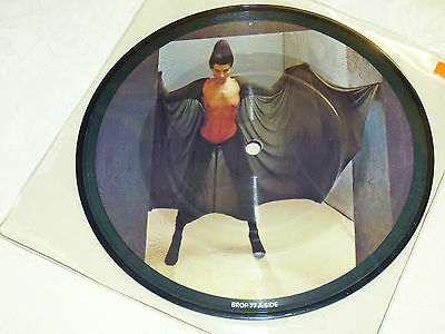 "Manfred Mann's Earthband: Don't Kill It Carol, 7"" Picture Disc 1992"