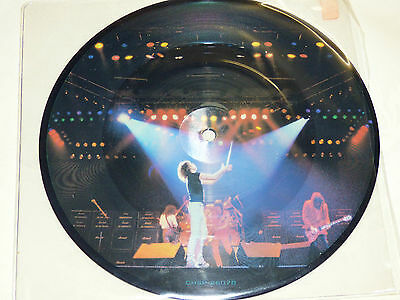 "UFO: Back Into My Life, 7"" Picture Disc 1982"