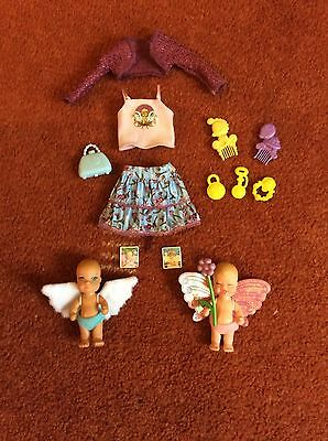 Barbie I Can Be A Baby Photographer Clothes Dolls Accessories