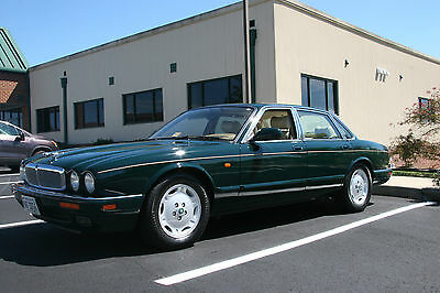 1995 Jaguar XJ6 XJ6 British Racing Green new paint, interior/mechanical recent fixes ready to drive!