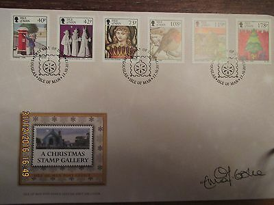 Stamps Isle of Man A Christmas Collection 2013