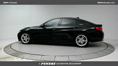 2015 BMW 4-Series 4DR SDN 428I GC RWD 4DR SDN 428I GC RWD 4 Series Low Miles Coupe Gasoline 2.0L 4 Cyl Black Sapphire