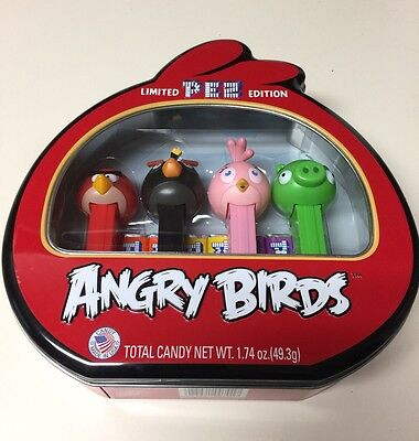 Angry Birds Limited Pez Edition