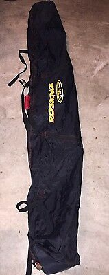 Rossignol Racing Team Travel Bag For 2 Pairs Of Skis
