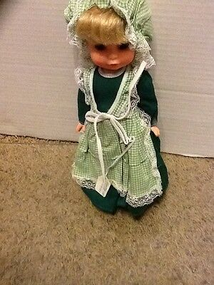 FAIRYLAND DOLL Series - Old Mother Hubbard -  Tiny Coquette 1983 - Beauty Uneeda
