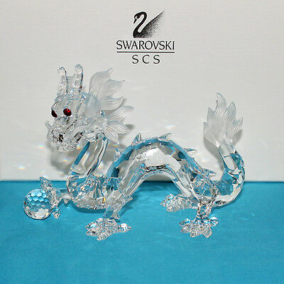 Swarovski Crystal , 208398 - Annual Edition 1997 'Fabuous Creatures' - The Drag