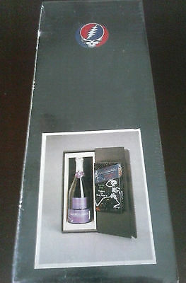 Grateful Dead Jerry Garcia One Of A Kind 1987 New Year's Eve Unopened Gift Set