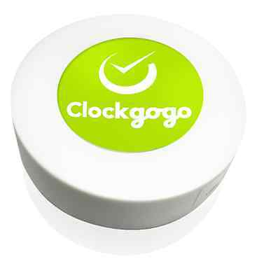 Smart Phone Facial Recognition Time Clocks Attendance Bluetooth Locator with APP