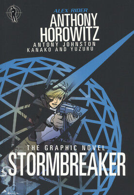 Alex Rider: Stormbreaker: the graphic novel by Anthony Horowitz (Paperback)